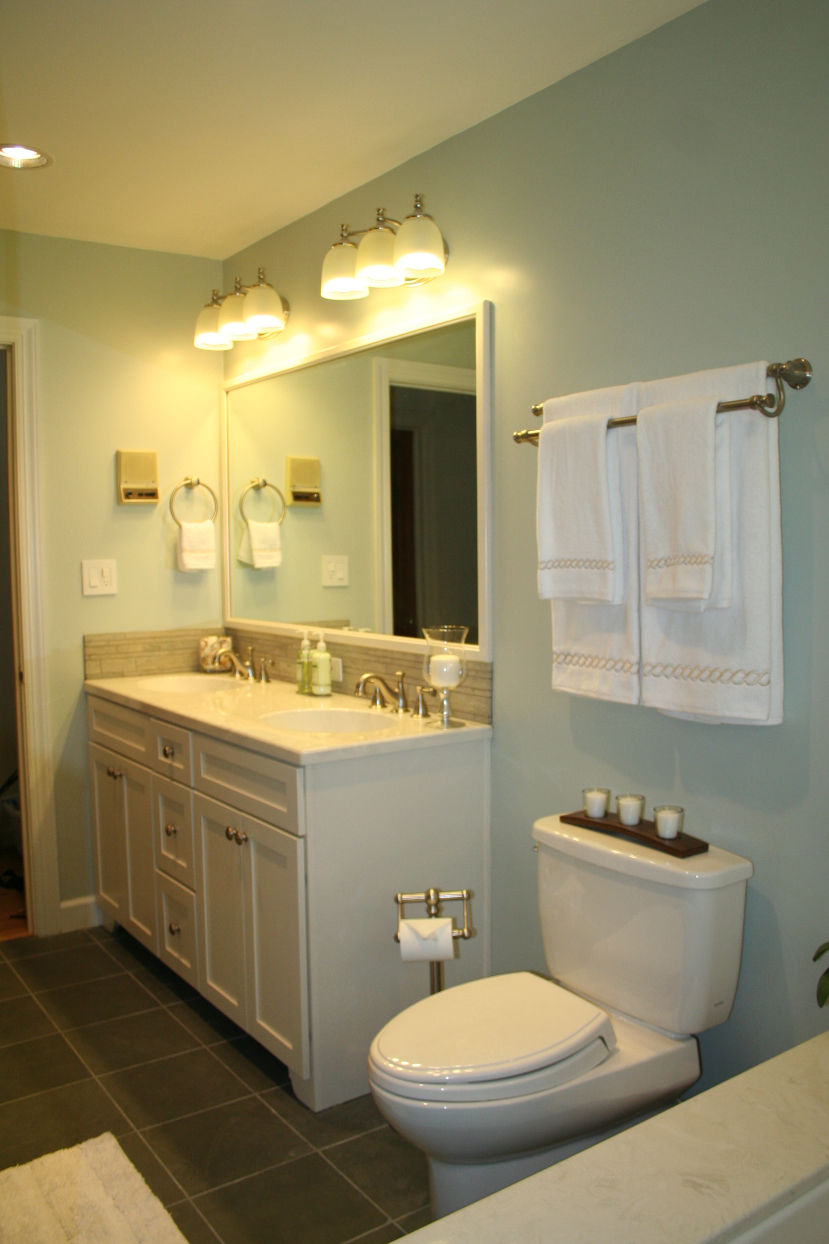 Virginia Beach GA Bathroom Remodel - Remodel Republic