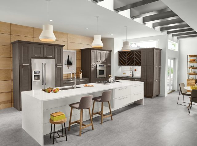 This Season Give Your Kitchen a Transitional Look!