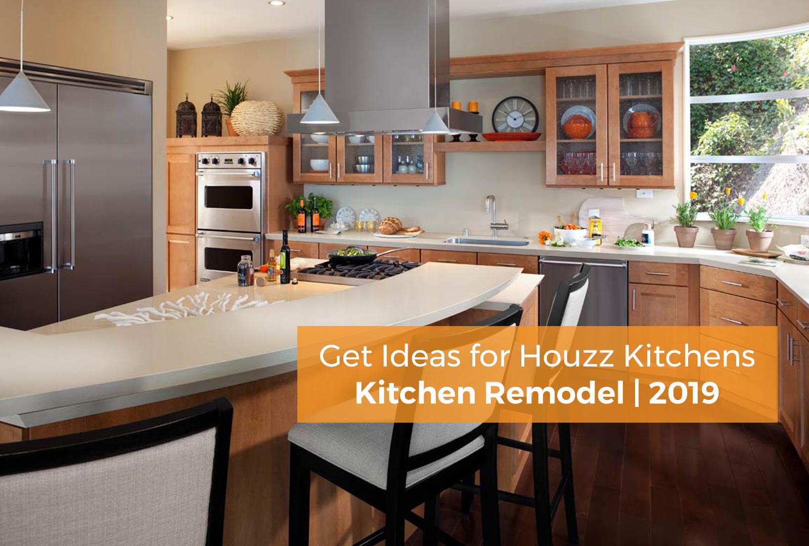 Get Ideas For Houzz Kitchens Kitchen Remodel 2019